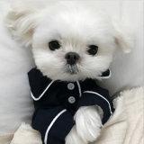 小さい犬のための優雅なペットワイシャツ犬のパジャマ