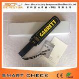 Detector de metales de mano del equipo de policía