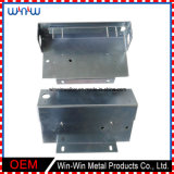 Gabinete elétrico do cerco Lockable impermeável ao ar livre do metal do aço inoxidável
