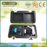 Encoladora óptica certificada Ce de la fusión de fibra del equipo de la encoladora de la fusión