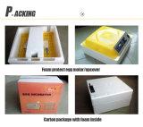 Pequeña mini incubadora automática del huevo de la venta caliente para la máquina de los huevos de codornices (YZ8-48)