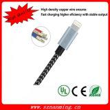 мужчина молнии 8-Pin к кабелю мужчины USB 2.0 для iPhone