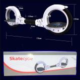 Scheda della direzione del ciclo del pattino delle due rotelle