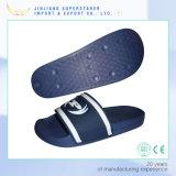 Подгонянные сандалии ЕВА верхних тапочек людей PVC в стиле фанк крытые