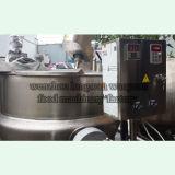 la caldaia di cottura rivestita del riscaldamento di vapore 200L con la conversione di frequenza e può smontabile
