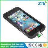 5.5inch negros impermeabilizan la caja del teléfono de Lifeproof para el iPhone 6s más