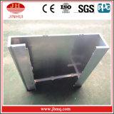 Matériau de construction décoratif de panneau en aluminium pour des constructions d'ingénierie