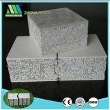 Los paneles de pared ligeros/termales de partición del emparedado del concreto EPS para la pared interior