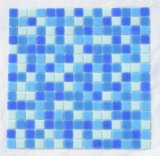 Azulejo de mosaico de cerámica para la decoración, la cocina, el cuarto de baño y la piscina