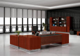 Luxo Executive Office Table Especificações Boss Office Furniture Set (HF-FB16538)