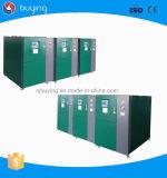 Refrigerador de agua encajonado del glicol de etileno de la baja temperatura de la fuente de agua