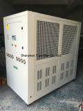 industrielle Luft abgekühlter Kühler des Wasser-30tons für Plastikhaustier-Blatt-Strangpresßling-Zeilen