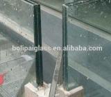 세륨 증명서 주문 건물 발코니에 의하여 박판으로 만들어지는 강화 유리