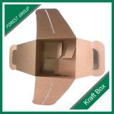 Boîte de empaquetage à nourriture de la distribution de moto d'emballage de papier de gâteau enduit de doublure