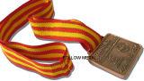 リボン、Blackmores橋実行が付いているメダルは、ダイカストを