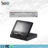"""10.1"""" LCD DVR 4chs 960H / NVR todo en uno con la seguridad en casa"""