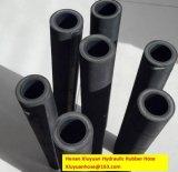 Boyau en caoutchouc flexible 902-4s-19 de boyau hydraulique spiralé de pétrole