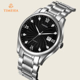 Timesea Marken-wasserdichte Geschäftsmann-Luxuxuhren 72217