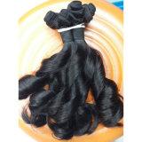 Cabelo reto brasileiro de Funmi do Virgin puro não processado natural do cabelo
