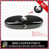 Type noir sportif protégé UV en plastique de Jack des syndicats ABS de tout neuf avec les couvertures intérieures de miroir de qualité pour Mini Cooper R55-R61