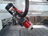Máquina de trituração elevada do CNC da linha central de Z para a grande gravura do molde
