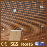 Plafond 100X25mm van de Weerstand van de brand Houten Plastic de Decoratie van het Huis
