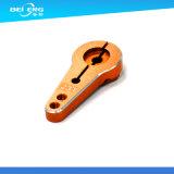 Части CNC алюминия высокой точности подвергая механической обработке с 3/4/5 подвергать механической обработке оси центральных