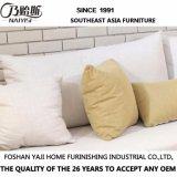 Самая последняя самомоднейшая софа ткани твердой древесины для домашней мебели (D15)