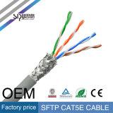 Sipuの最もよい価格UTP Cat5eネットワークケーブルの卸売Cat5ケーブル