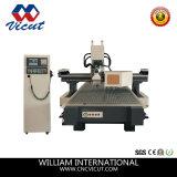 Maquinaria de Woodworking do router do CNC que cinzela a máquina do CNC do gravador (VCT-A1325ATC8)