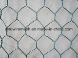 Venda quente engranzamento de fio/rede sextavados galvanizados