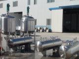 2000Lステンレス鋼リアクター反作用のやかんタンクリアクター