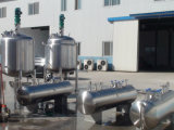2000L reactor de acero inoxidable de Reacción caldera Tanque Reactor