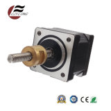Motor de escalonamiento de la alta calidad 35m m para el CNC 1.8 grados