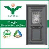 Hersteller steuern Zoll-Abmessungs-Wand-Schwingen-Aluminium-Tür automatisch an