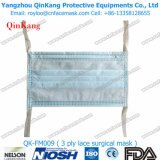 Medical Disposable Nonwoven Face Mask with Tie on or Earloop