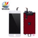 iPhoneのための携帯電話の高品質LCDのパネルスクリーン6つのLCDの携帯電話LCDの部品