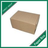 Solo rectángulo de empaquetado emparedado llano de Kraft (punto de congelación 8039108)