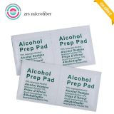 70% de alcohol isopropílico Prep Pad no tejidos de limpieza toallitas húmedas