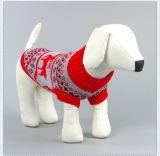 l'animale domestico di modo copre il maglione del cane del cappotto (KH0018)