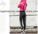 Procès rapidement sec de sports pour des femmes/Madame, vêtement de yoga, usure fonctionnante