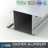 Profil populaire personnalisé d'extrusion de l'aluminium 6063 de la Tanzanie