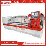 Máquina horizontal do torno de China com bom preço