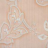 Papier peint de fleur de PVC pour le décor à la maison