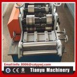 Parafuso prisioneiro automático do Drywall do metal e rolo frios da trilha que dá forma à máquina