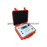 Digitale Megohmmeter die op batterijen Weerstand DAR pi meten