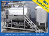 Petit système de CIP pour la chaîne de production de boisson