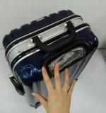 """Niedriges MOQ PC Material 20 """" 24 """" 28 """" Universalrad-Arbeitsweg-Walzen-Gepäck-Koffer-Beutel, kundenspezifischer Laufkatze-Kasten"""