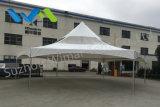 100 tenda di esagono della gente 12m con il coperchio impermeabile per l'Africa