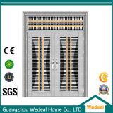 Exportación de la fábrica de las puertas de la seguridad del acero inoxidable